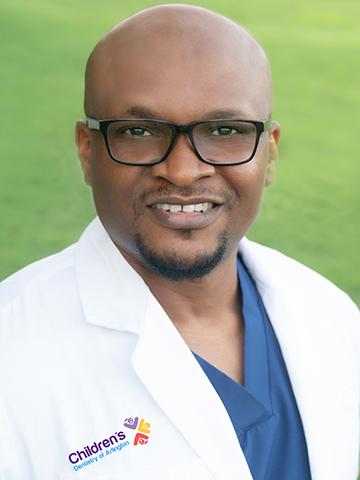 Dr Alex Okoye Pediatric Dentist